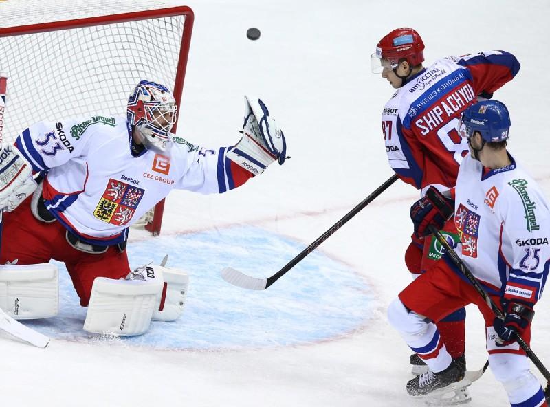 Чешский хоккей 4