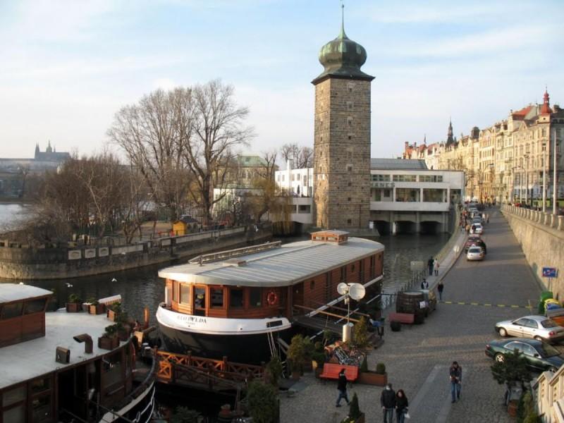 Шитковская водонапорная башня 2