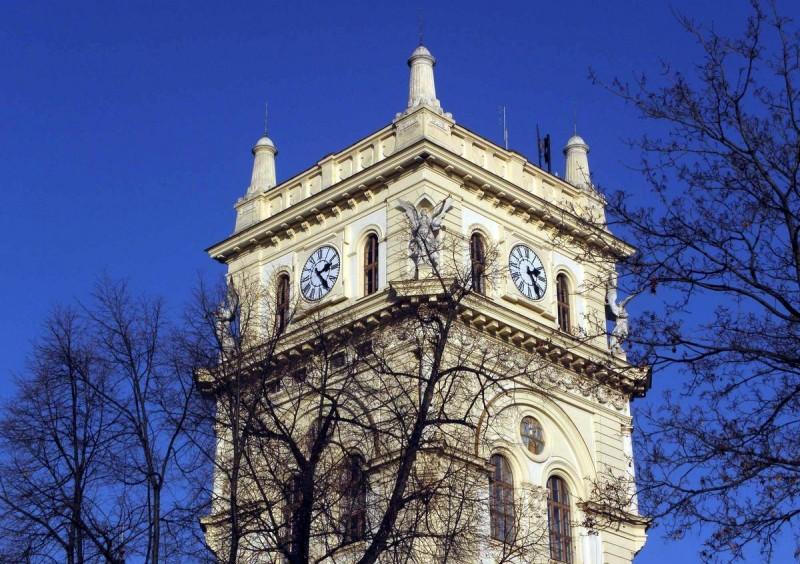 Виноградская водонапорная башня 3