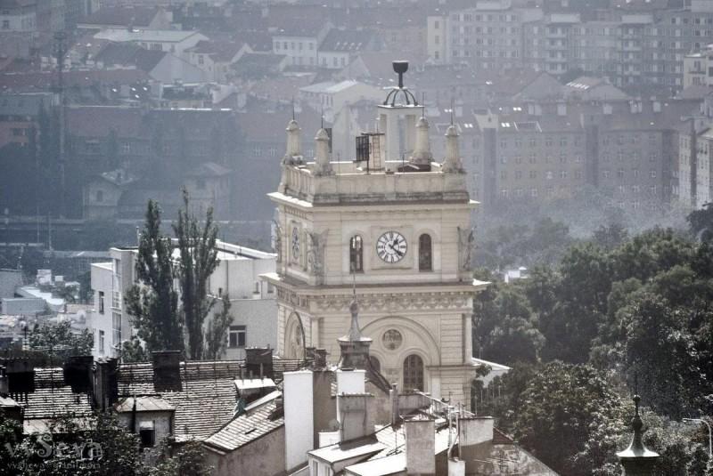 Виноградская водонапорная башня 4