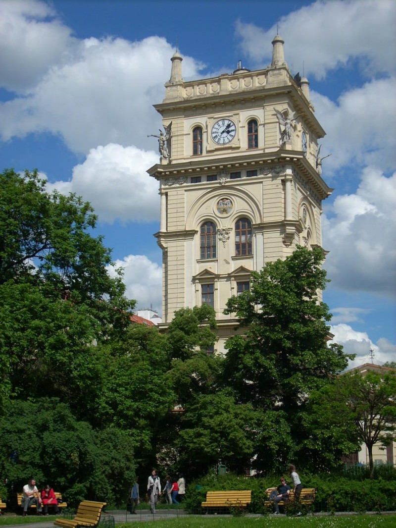 Виноградская водонапорная башня 6