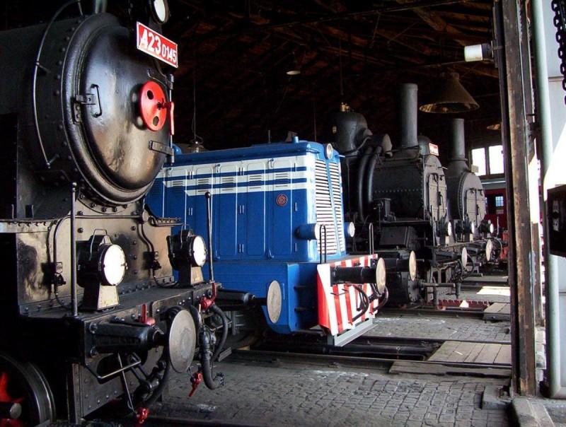 Железнодорожный музей 2