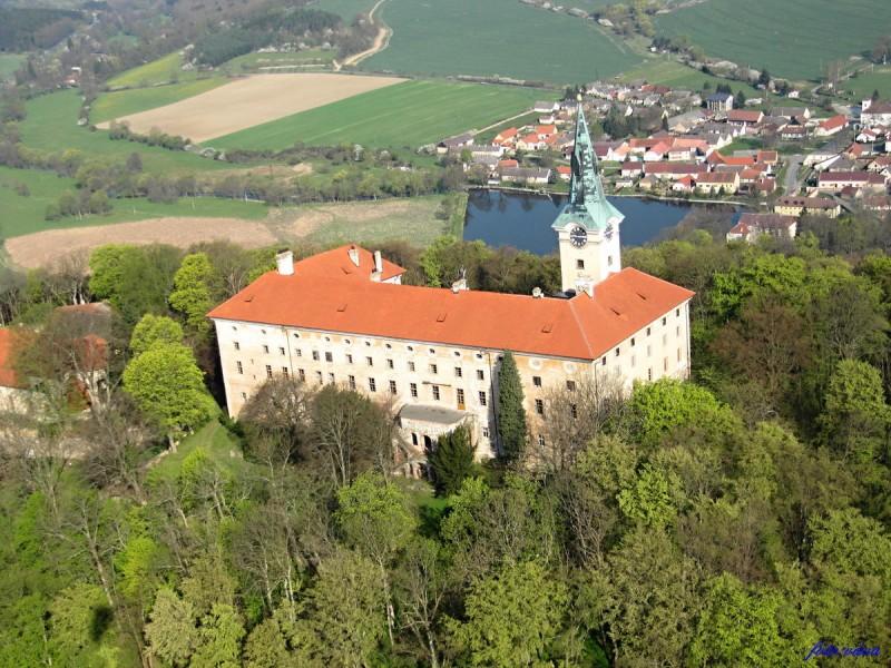Замковый комплекс на Зеленой Горе