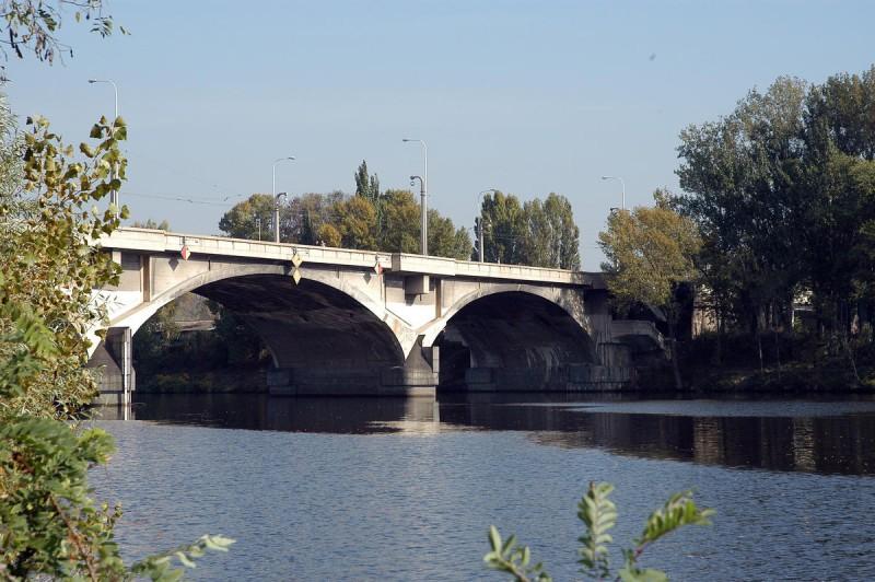 Либенский мост 3