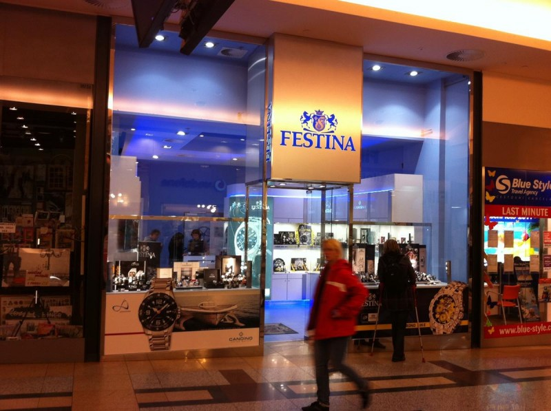 Магазин «Festina»