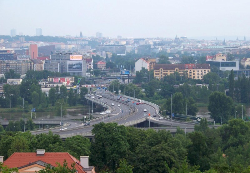 Мост Барикадников 2