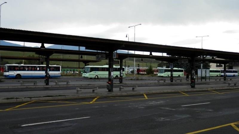 Попрад - автобус
