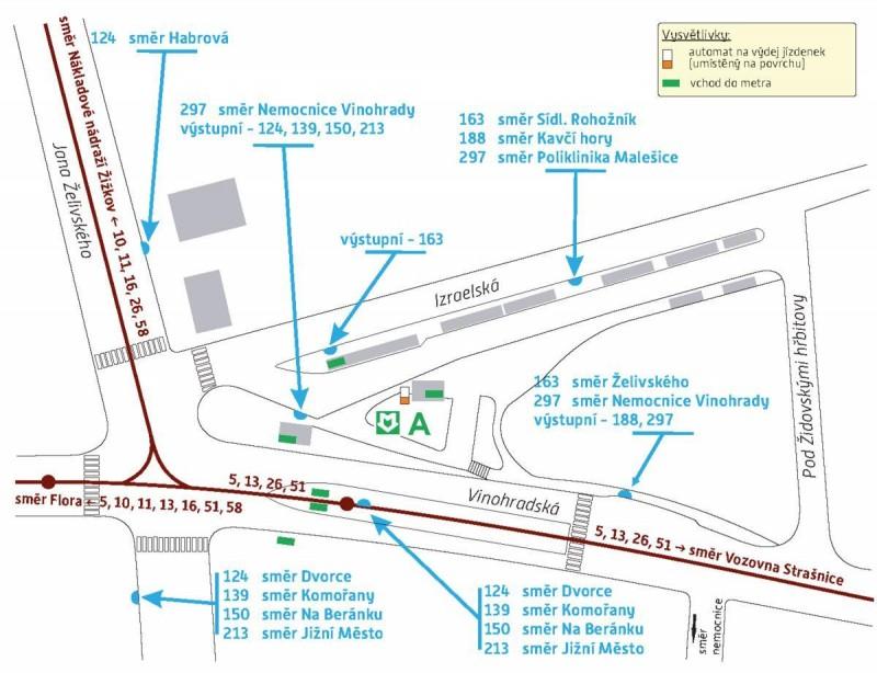 Автовокзал Желивского схема