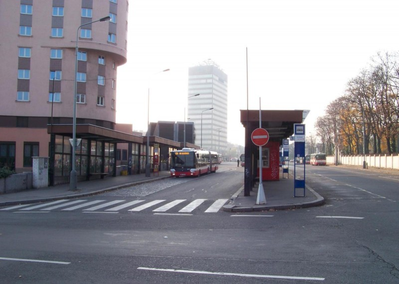 Автовокзал Желивского 2