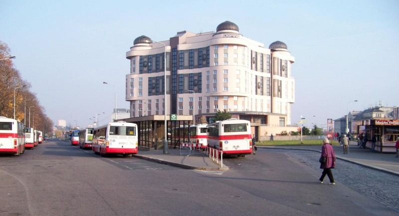 Автовокзал Желивского 3