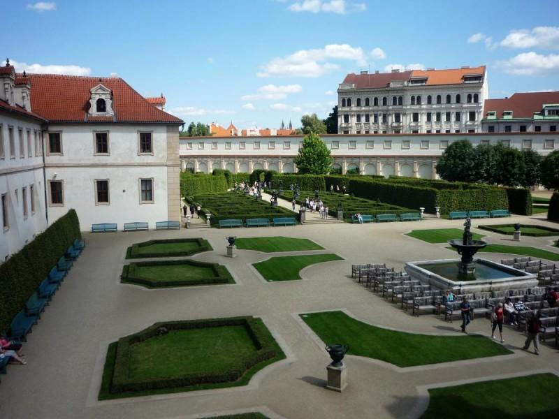 Вальдштейнский сад 5