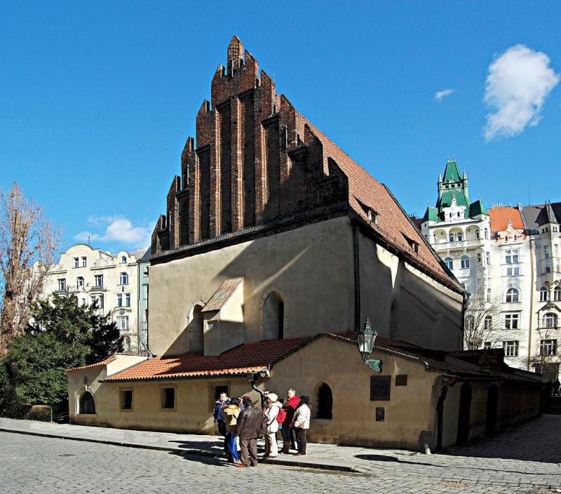 Высокая синагога 2