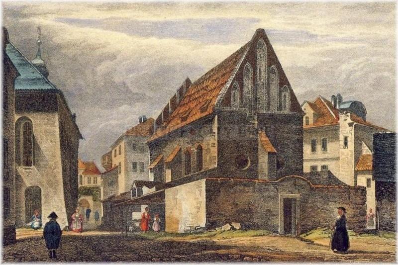 Высокая синагога 4