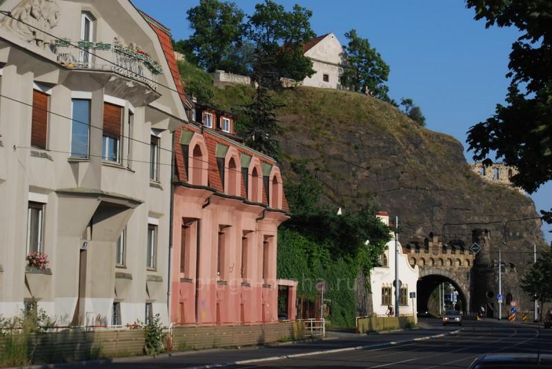 Вышеградский туннель 2