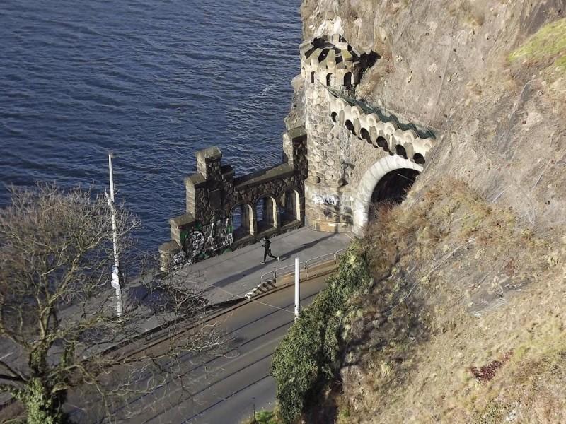 Вышеградский туннель 5