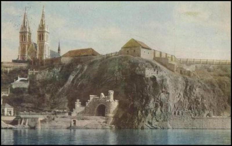 Вышеградский туннель 6