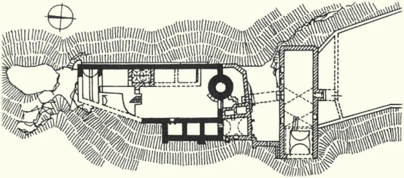 Добронице - схема