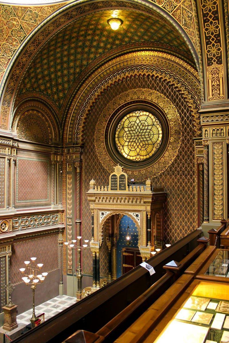 Испанская синагога 10