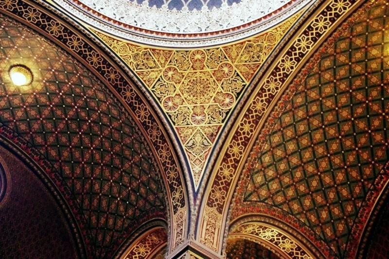 Испанская синагога 3