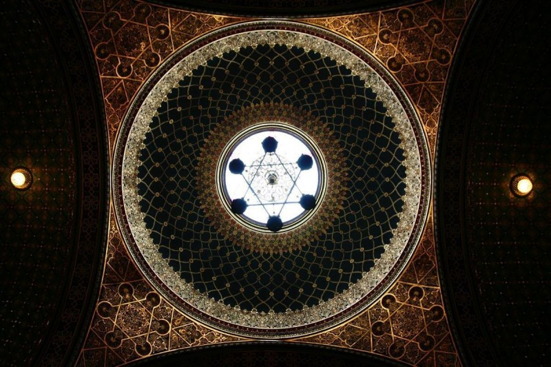 Испанская синагога 4