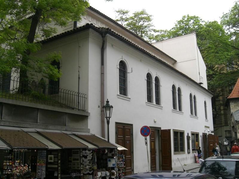 Клаусова синагога 2