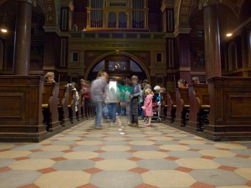 Костел Святого Вацлава в Смихове 4