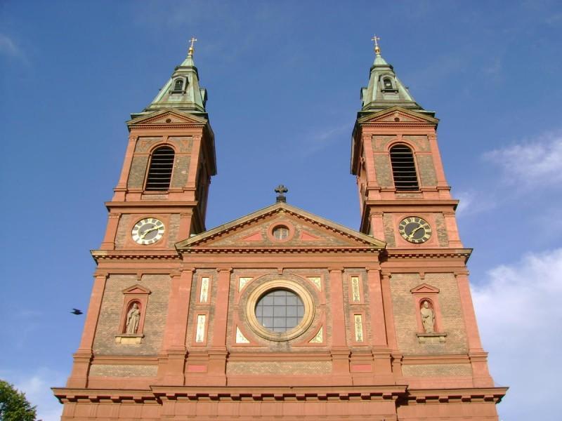Костел Святого Вацлава в Смихове 9
