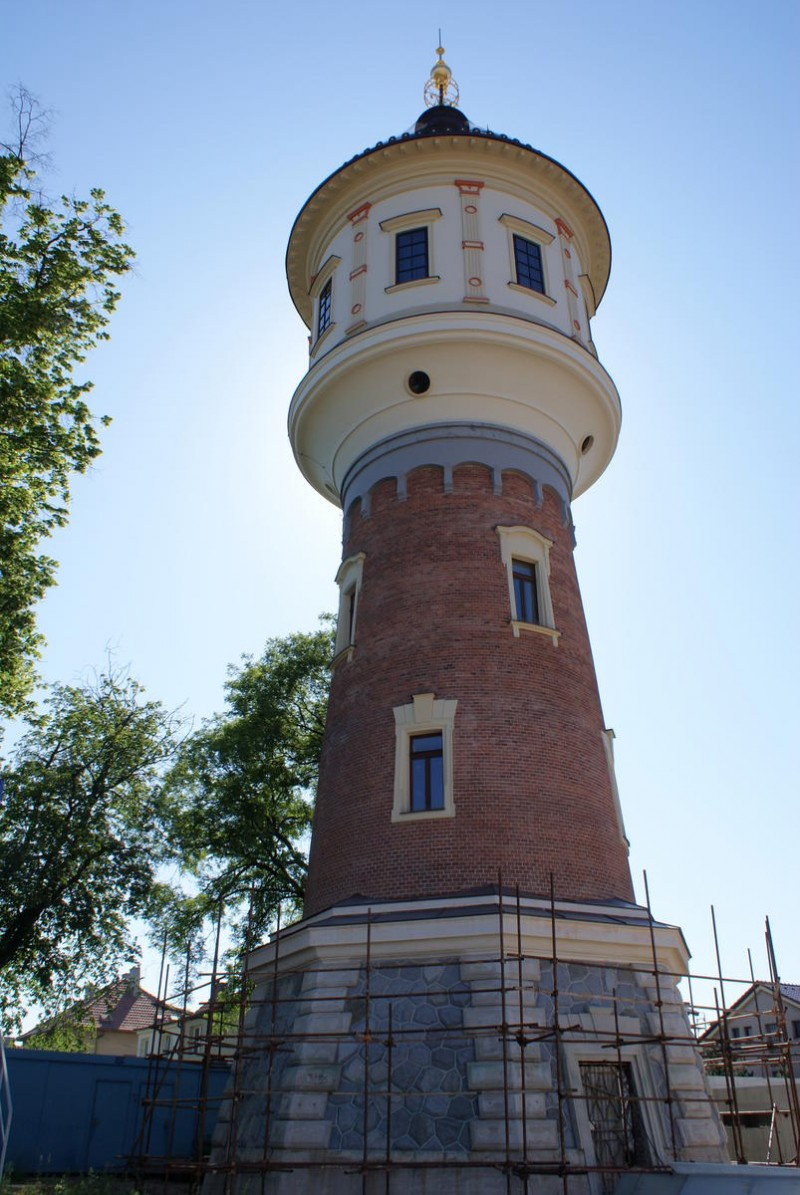 Либеньская водонапорная башня