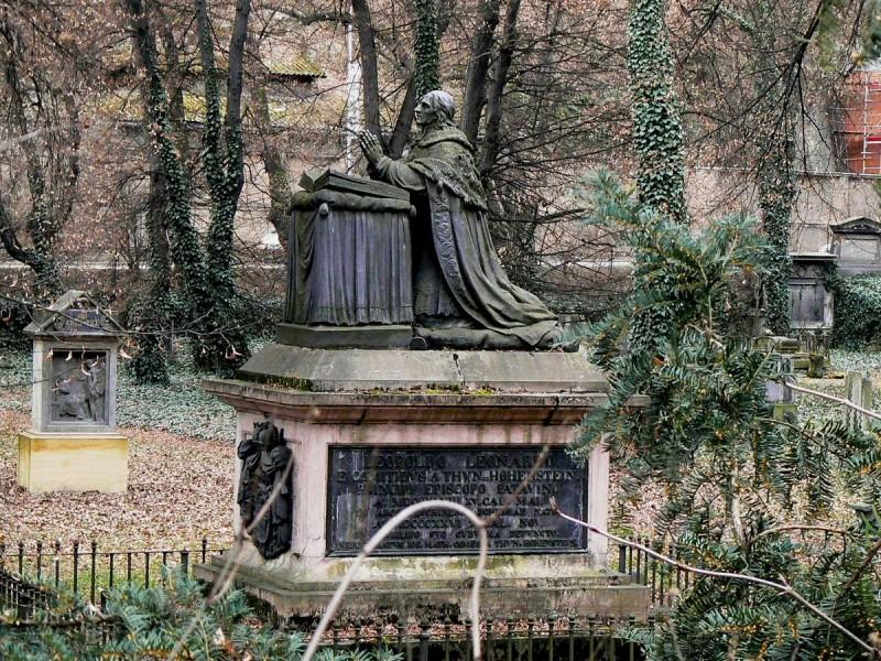 Малостранское кладбище 7