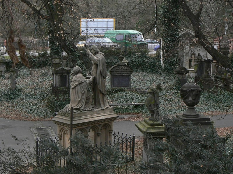 Малостранское кладбище 8