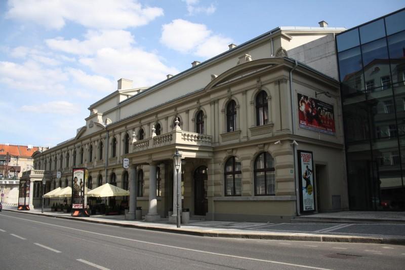 Музыкальный театр в Карлине 2