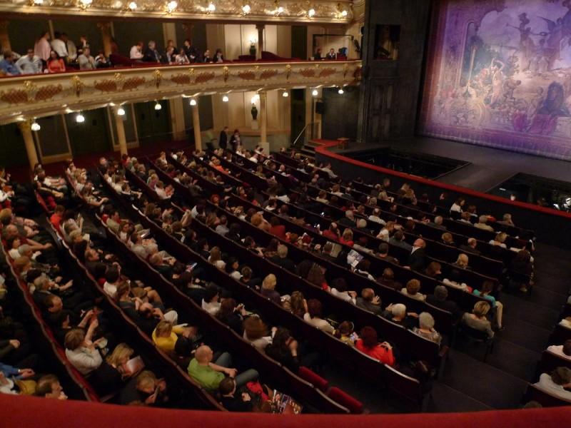 Музыкальный театр в Карлине 3