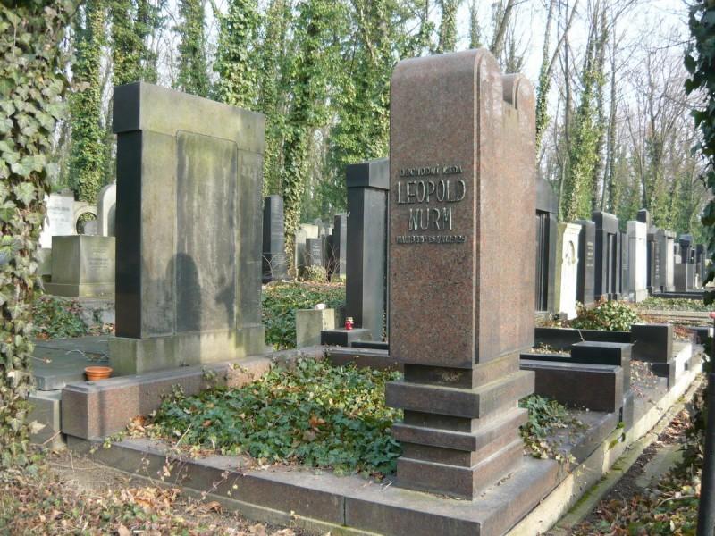 Новое еврейское кладбище 12