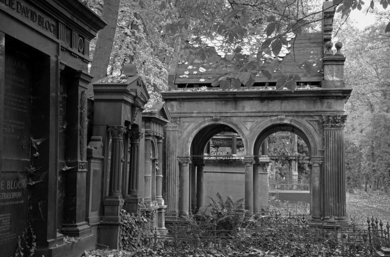 Новое еврейское кладбище 5