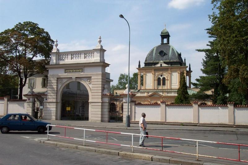 Новое еврейское кладбище 6
