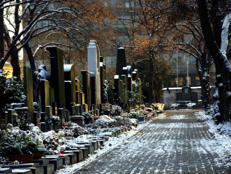 Ольшанское кладбище 5