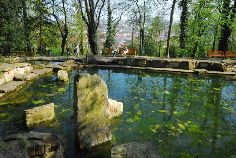 Парк Кинского 3