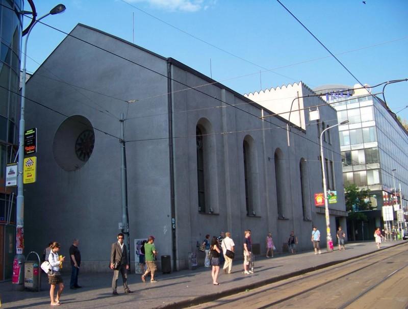 Смиховская синагога 2