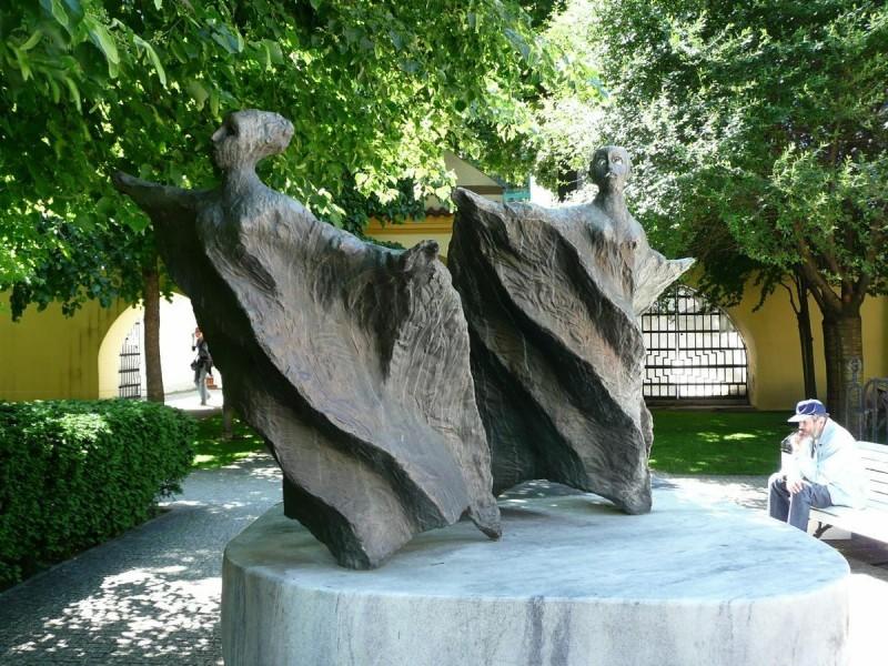 Франтишканский сад 6