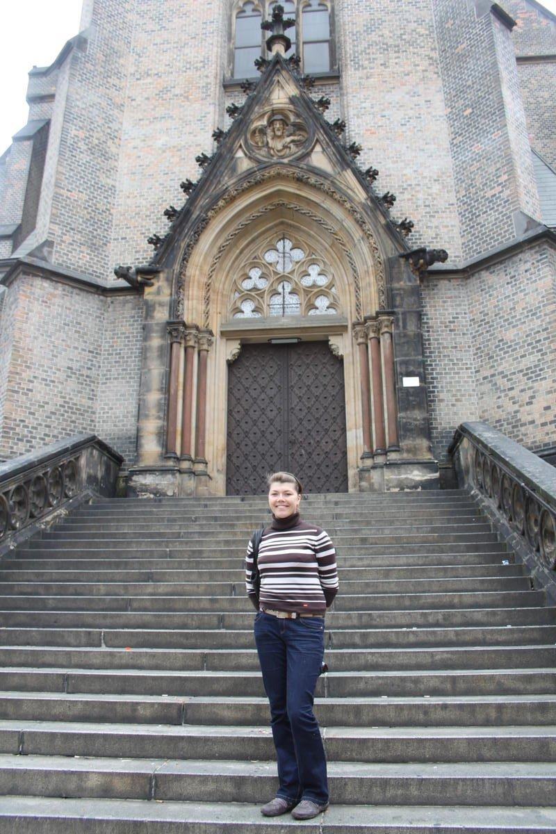 Храм Святого Прокопа в Праге 2