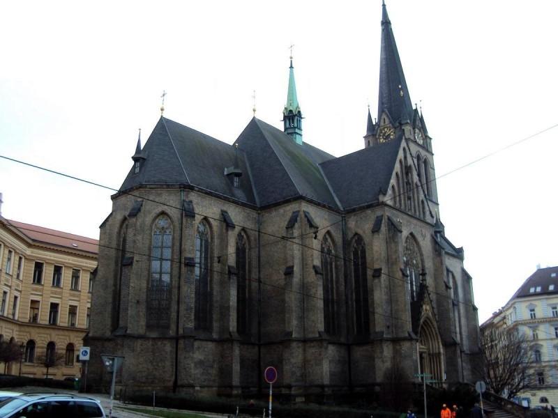 Храм Святого Прокопа в Праге 6