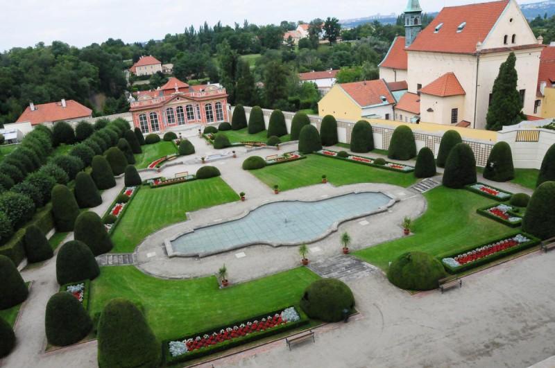 Чернинский сад 5
