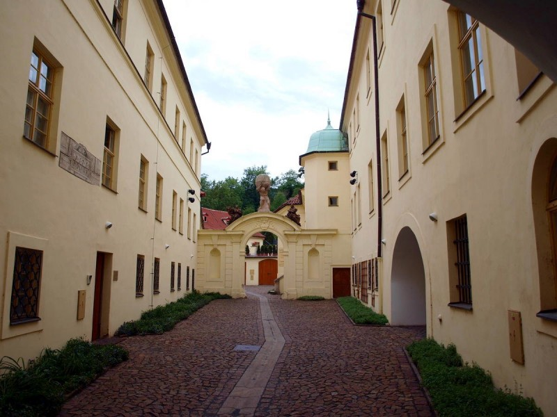 Вртбовский дворец 3