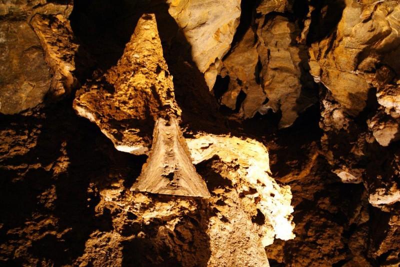 Збрашовске арагонитове пещеры 3