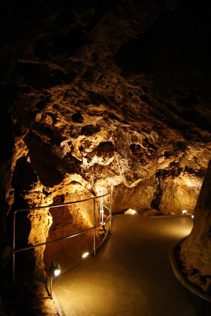 Збрашовске арагонитове пещеры 4