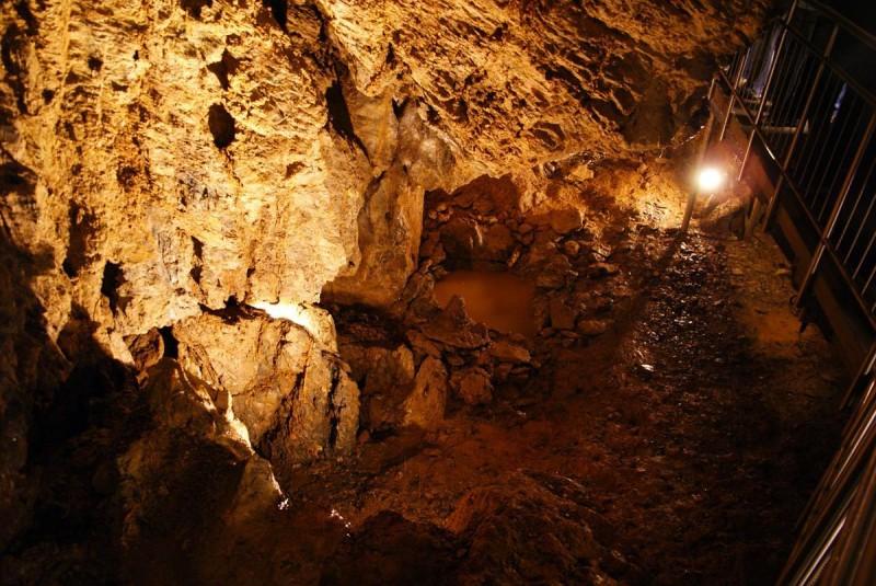 Збрашовске арагонитове пещеры 9