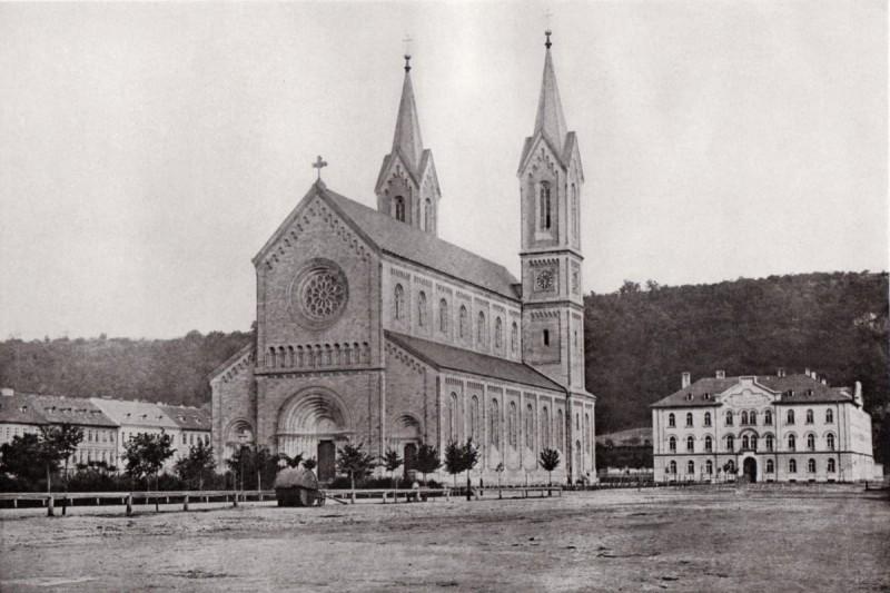 Карлинская площадь - история