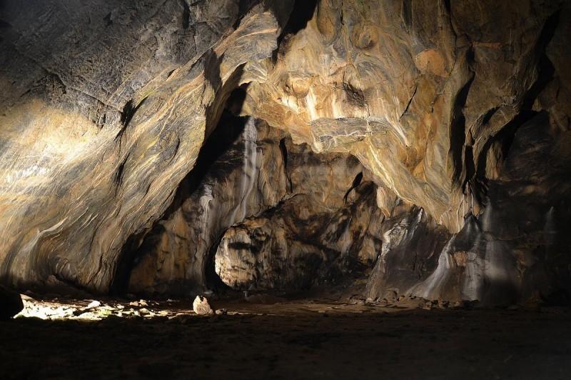 Катержинская пещера