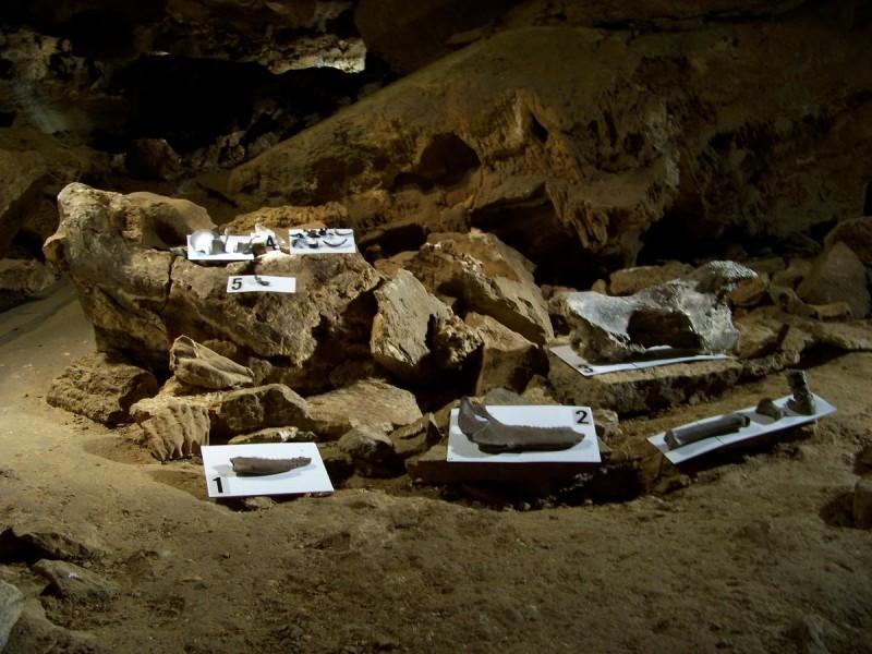 Конепрусские пещеры 4