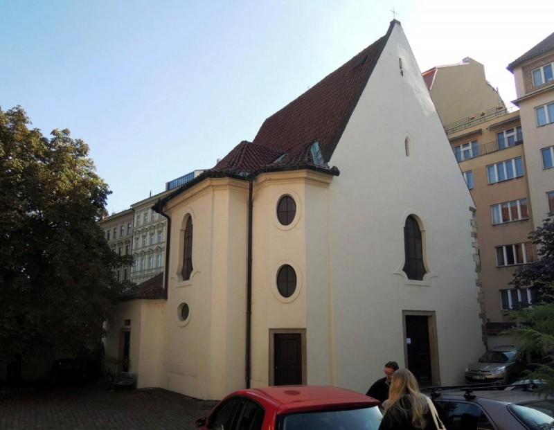 Костел святого Яна Крестителя на Прадле 2